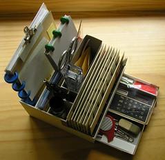 desk organiser | by judyofthewoods