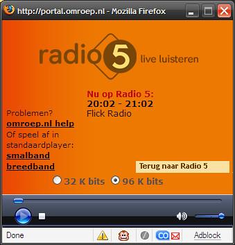 Radio5 nu!