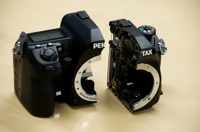 PENTAX K-5 (K5)