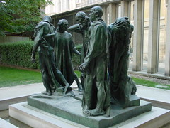 Monument to the Burghers of Calais (1889) | by rjhuttondfw