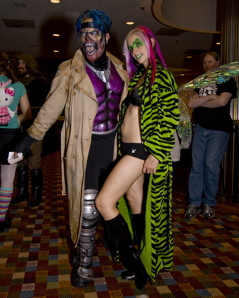 a9a04b3a786 Zombie Gambit And A Sexy Fairy | Gambit zombie-ized and what… | Flickr