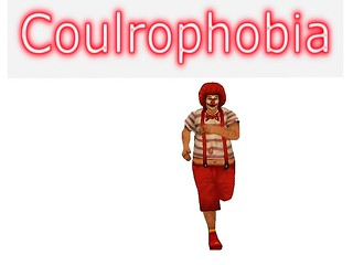 Coulrophobia : Fear Of Clowns - 1 of 3
