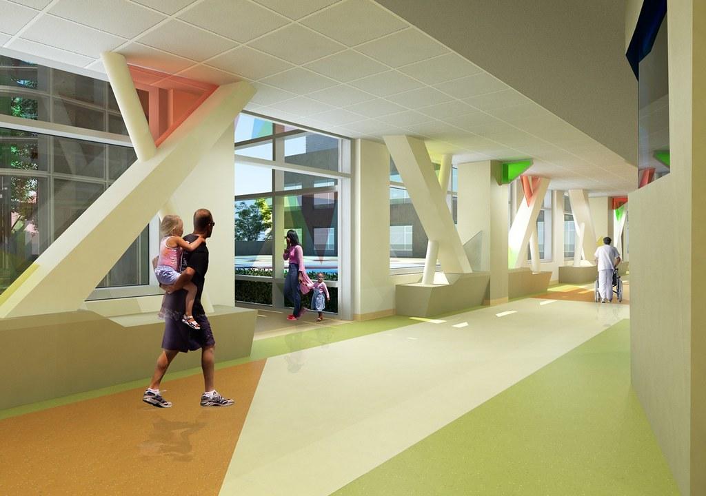UCSF Benioff Children's Hospital | Hall | UCSF Medical