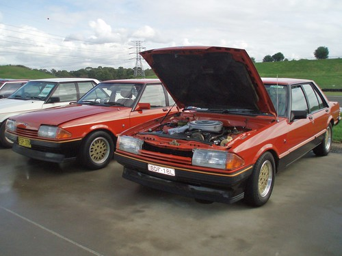 1982 Ford XE Fairmont Ghia ESPs | by sv1ambo