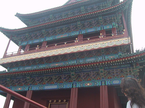 Qianmen tower | by Lalo Martins