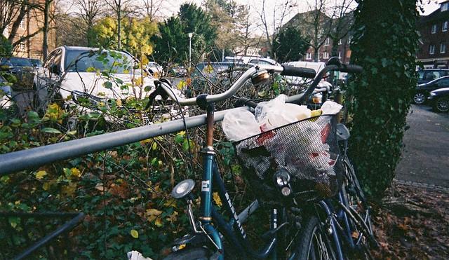 Münster, deine Schrotträder - I shot film