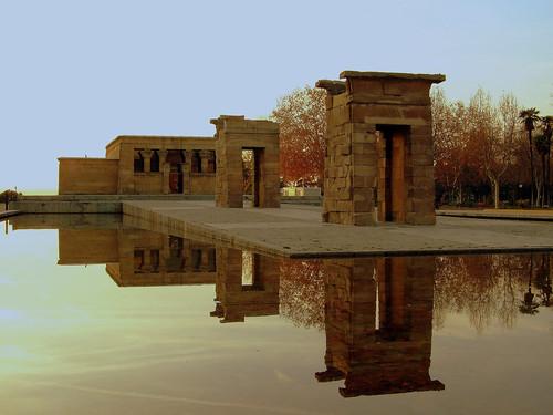 Templo de Debod/Debod Temple | by scaamanho