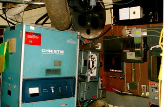 The Projection Booth at Cinema 21 | by Scout Seventeen