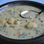 Potatoe, Cheddar & Chive Soup