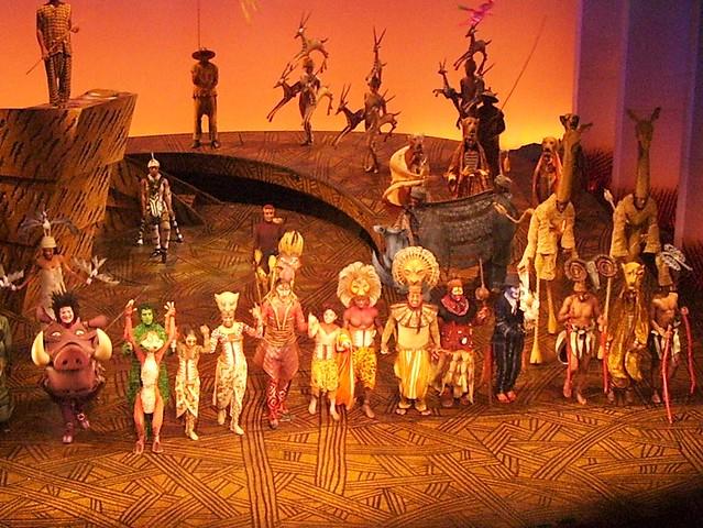The Lion King Musical London Julie Ardoin Flickr