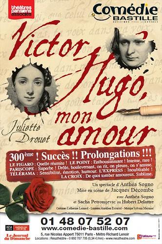 Victor Hugo, mon amour 300ème ! Succès !! Prolongations !!!   by Victor Hugo, mon amour
