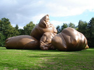 Paul McCarthy, Shit Pile, Middelheimmuseum | by appelogen.be
