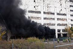 Fire at the Central Warehouse - Albany, NY - 10, Oct - 02.jpg by sebastien.barre