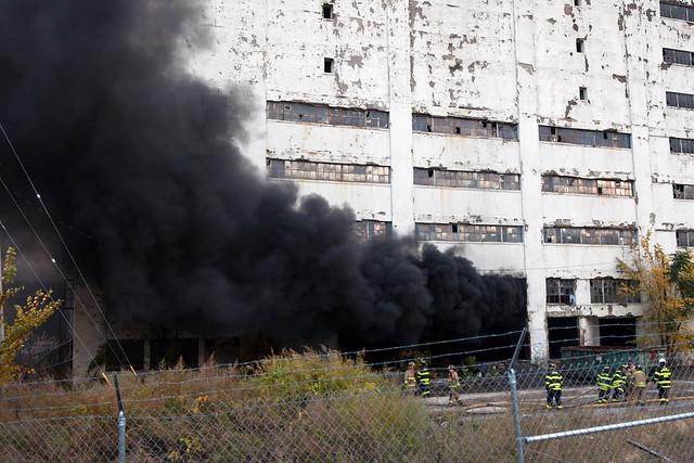 Fire at the Central Warehouse - Albany, NY - 10, Oct - 02.jpg