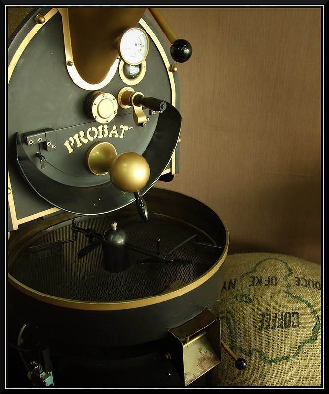 Coffee Roaster - Secadora de Café