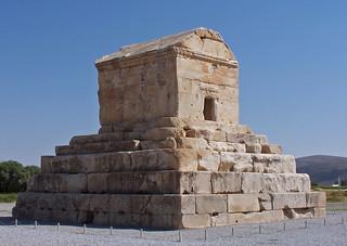 Tomba de Cir el Gran, Pasàrgades (1) | by Sebastià Giralt