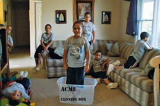 ACME Cloning Box