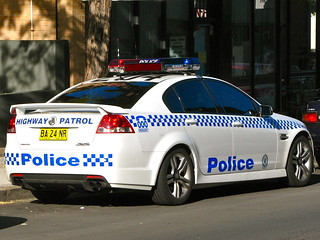 PA 204 Commodore SS   by Highway Patrol Images