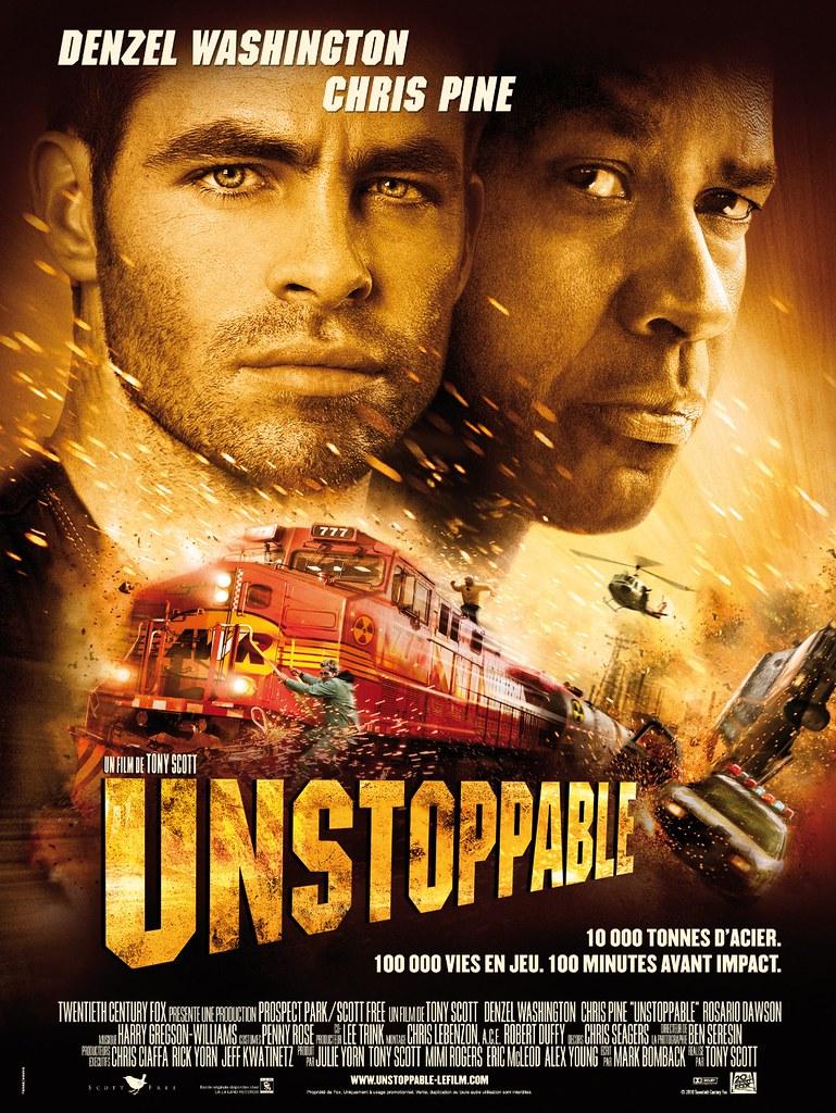 Poster film Unstoppable