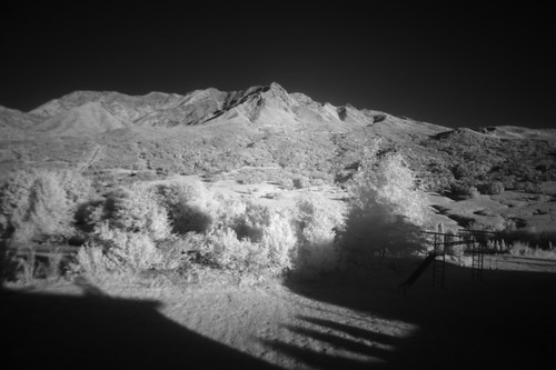 canon ir rebel utah infrared hoya r72 wasatchmountains trappersloop mountaingreen xti
