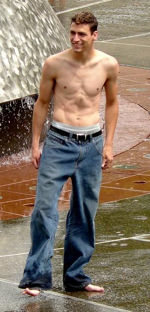 Fountain Enthusiast