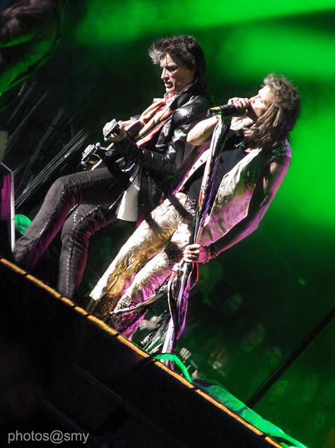 Aerosmith @ Download Festival 2010 | They were pretty awesom… | Flickr