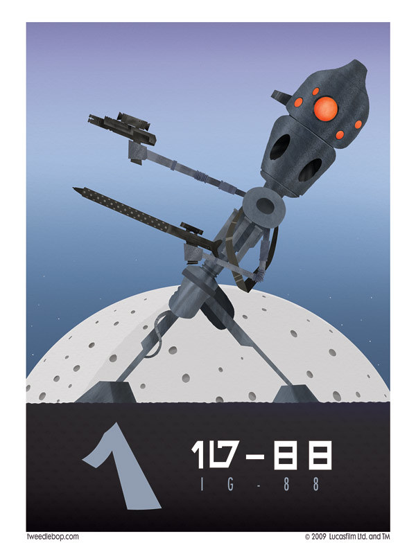 I is for IG-88