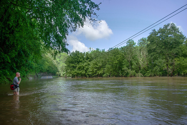 Flood, Dodson Branch Highway, Jackson County, Tennessee 4