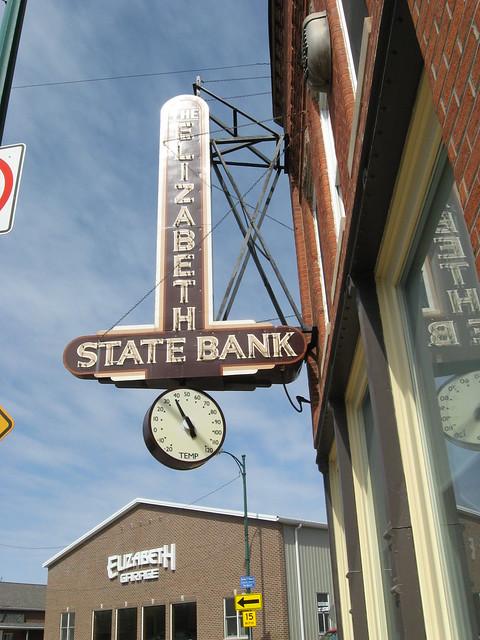 Elizabeth State Bank