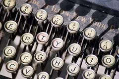 monique's typewriter | by jetheriot