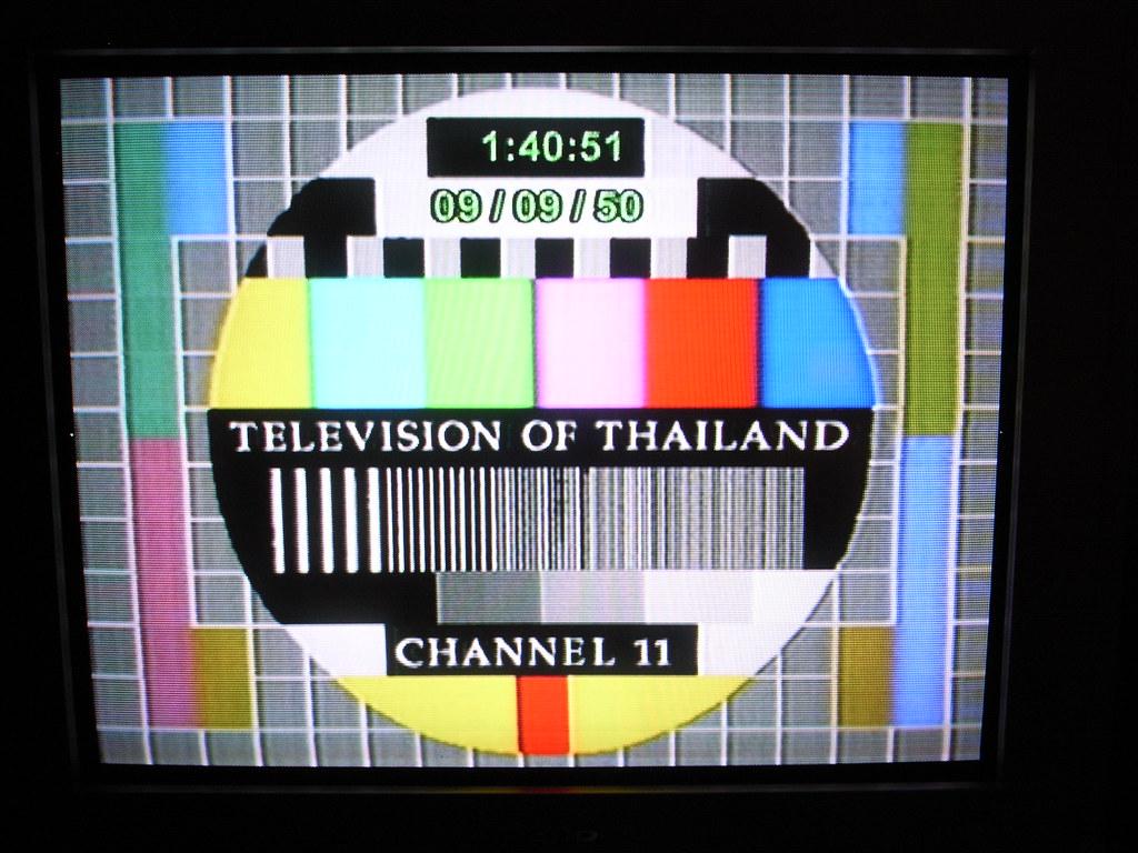 Thai test card   waiting | Phil Robinson | Flickr