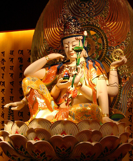 Buddha Tooth Relic Temple – Goddess of Mercy