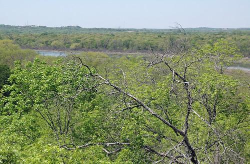 texas tarrantcounty fortworth scenery view landscape fortworthnaturecenter