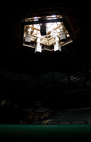 Darkened Dome