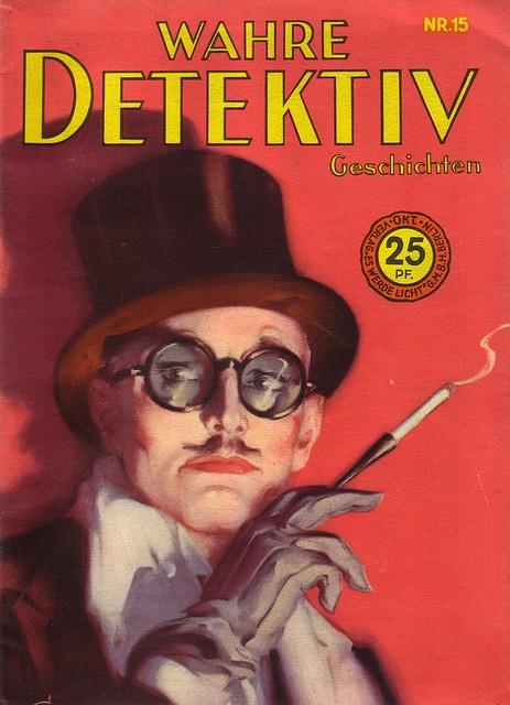 Wahre Detektiv Geschichten #15