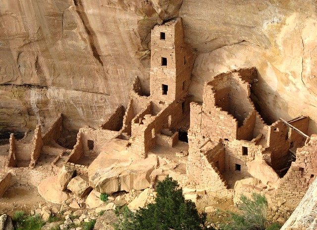 Square Tower House, Mesa Verde National Park