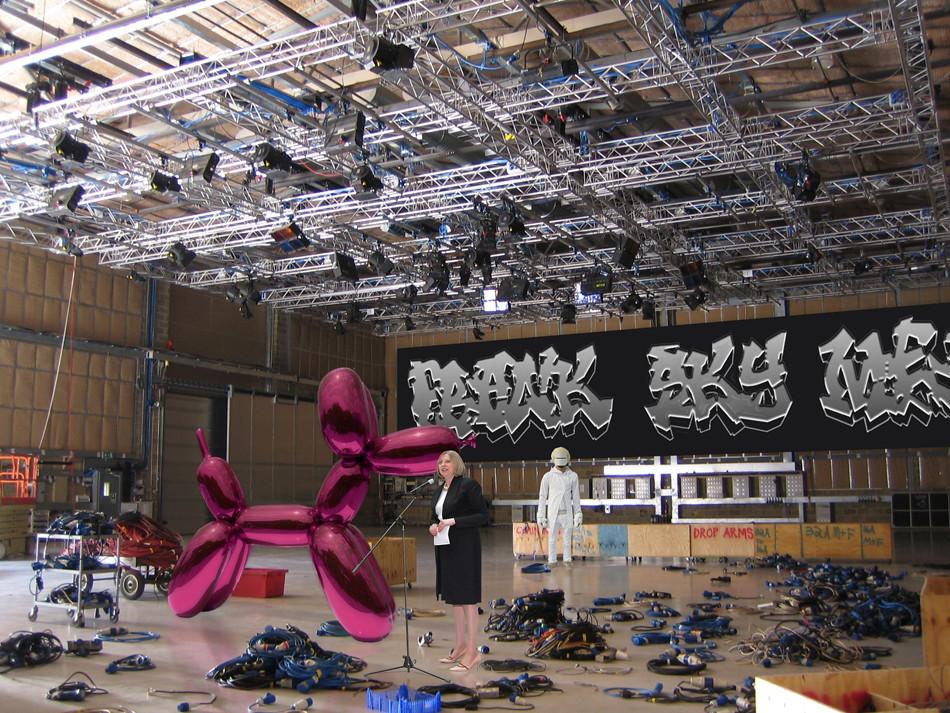 Turf Wars - Behind the Scenes