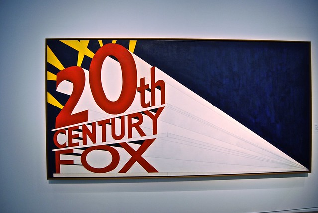 Ed Ruscha: 20th Century Fox
