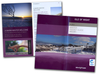 The official 'Isle of Wight Winter Pocket Guide 2010/2011' | by s0ulsurfing