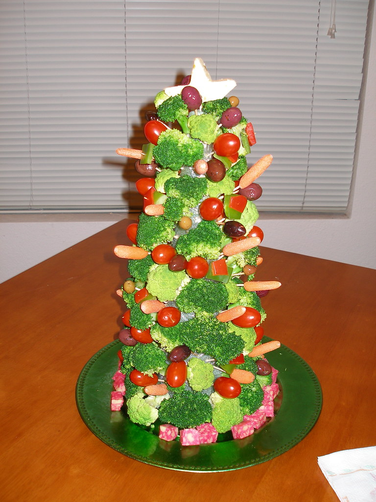 Edible Christmas Tree.Edible Christmas Tree With Inspiration From Busybusymommy