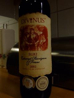 Divinus wine