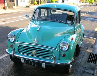 1958 Morris 1000, Motueka, NZ