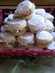 Hazelnut Sandwich Cookies (3)