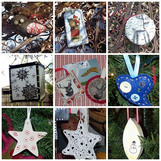 Holiday Ornament Swap- Complete!