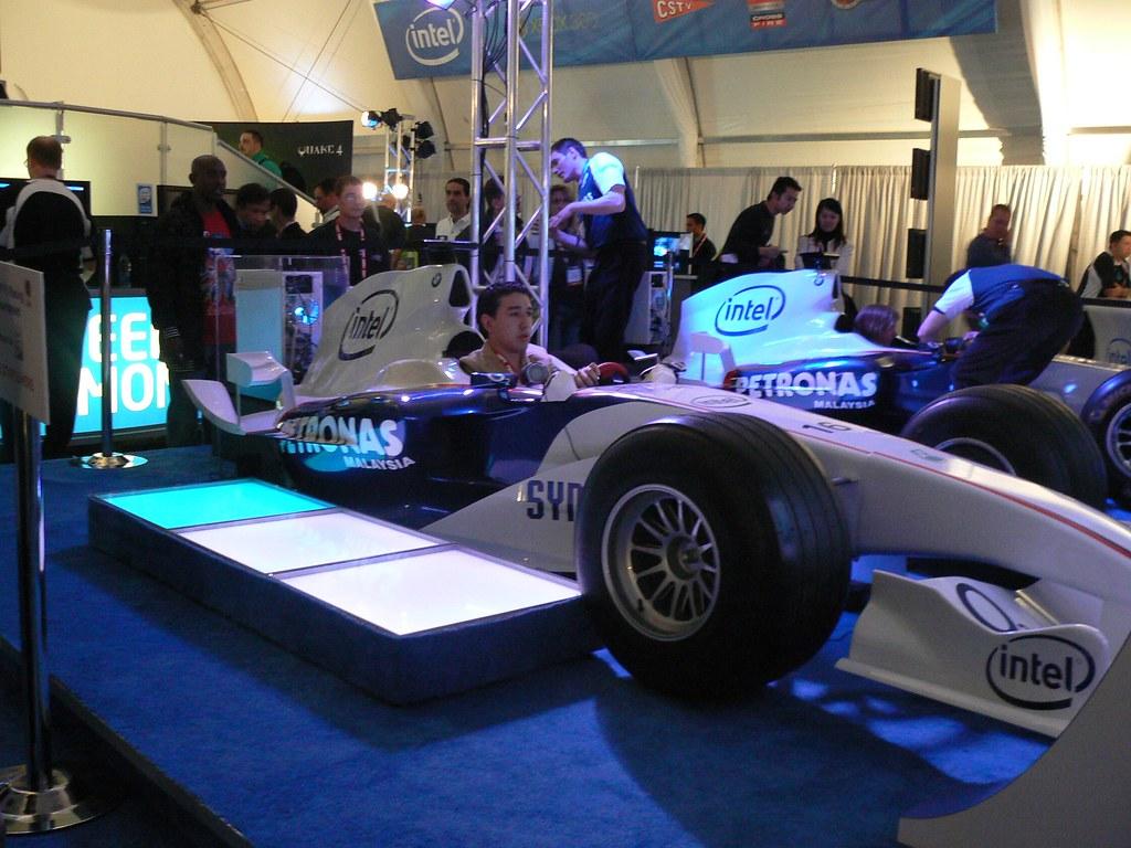 F1 Simulator   Travis Isaacs   Flickr