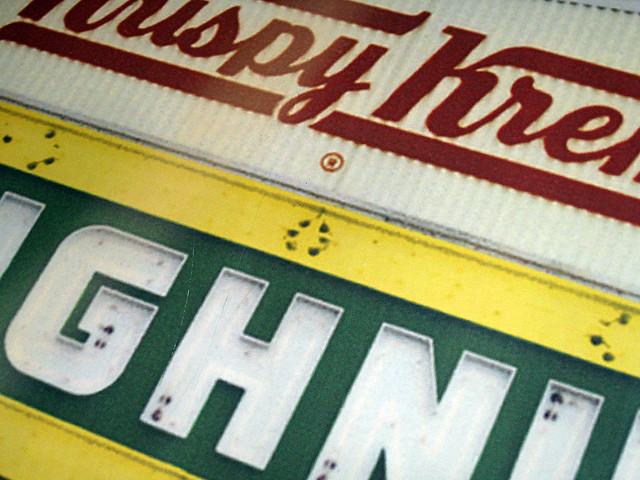 Krispy Kreme Wallpaper | by ahockley Krispy Kreme Wallpaper | by ahockley