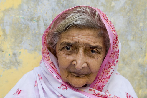 Old Woman in Zanzibar | by DavidDennisPhotos.com