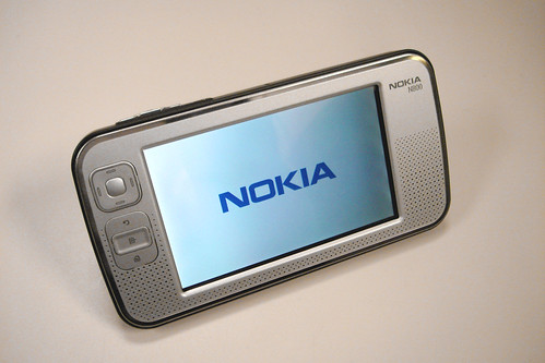 My New Nokia N800! | by timsamoff