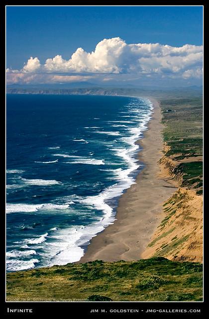 Infinite, Point Reyes National Seashore