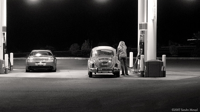 Fueling At Night